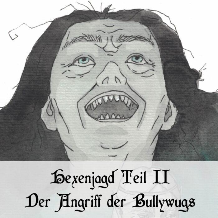 Podcast Hexenjagd Teil1 cover