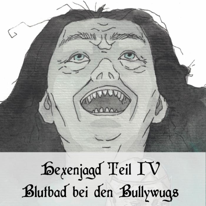 Podcast Hexenjagd Teil4 Cover