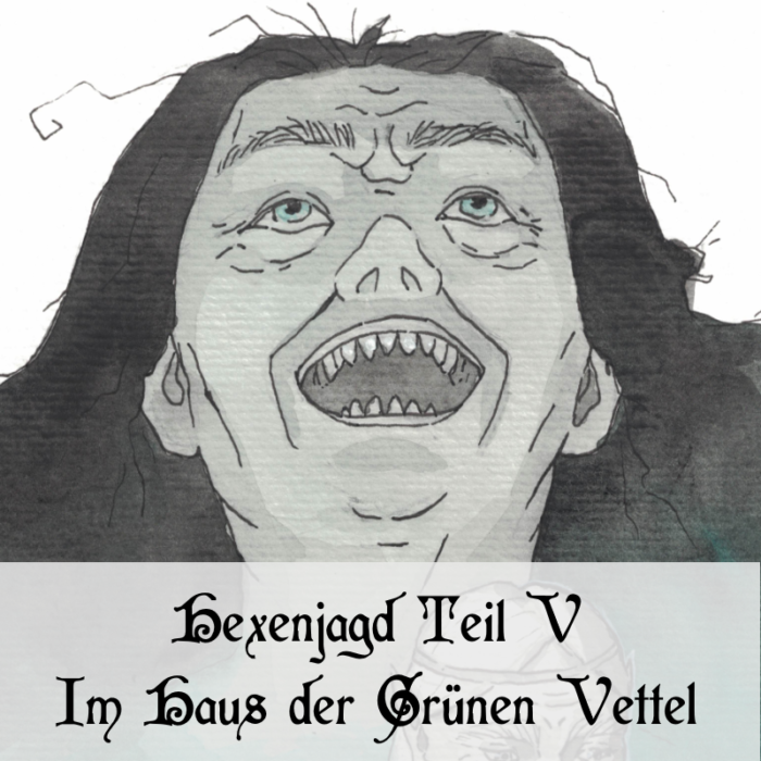 Podcast Cover Hexenjagd Teil5