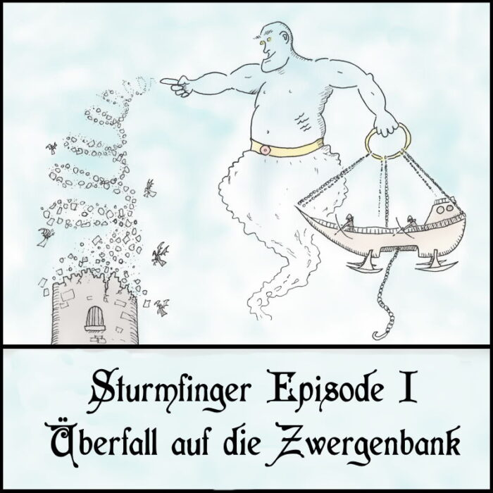 Cover_Sturmfinger_Episode_I